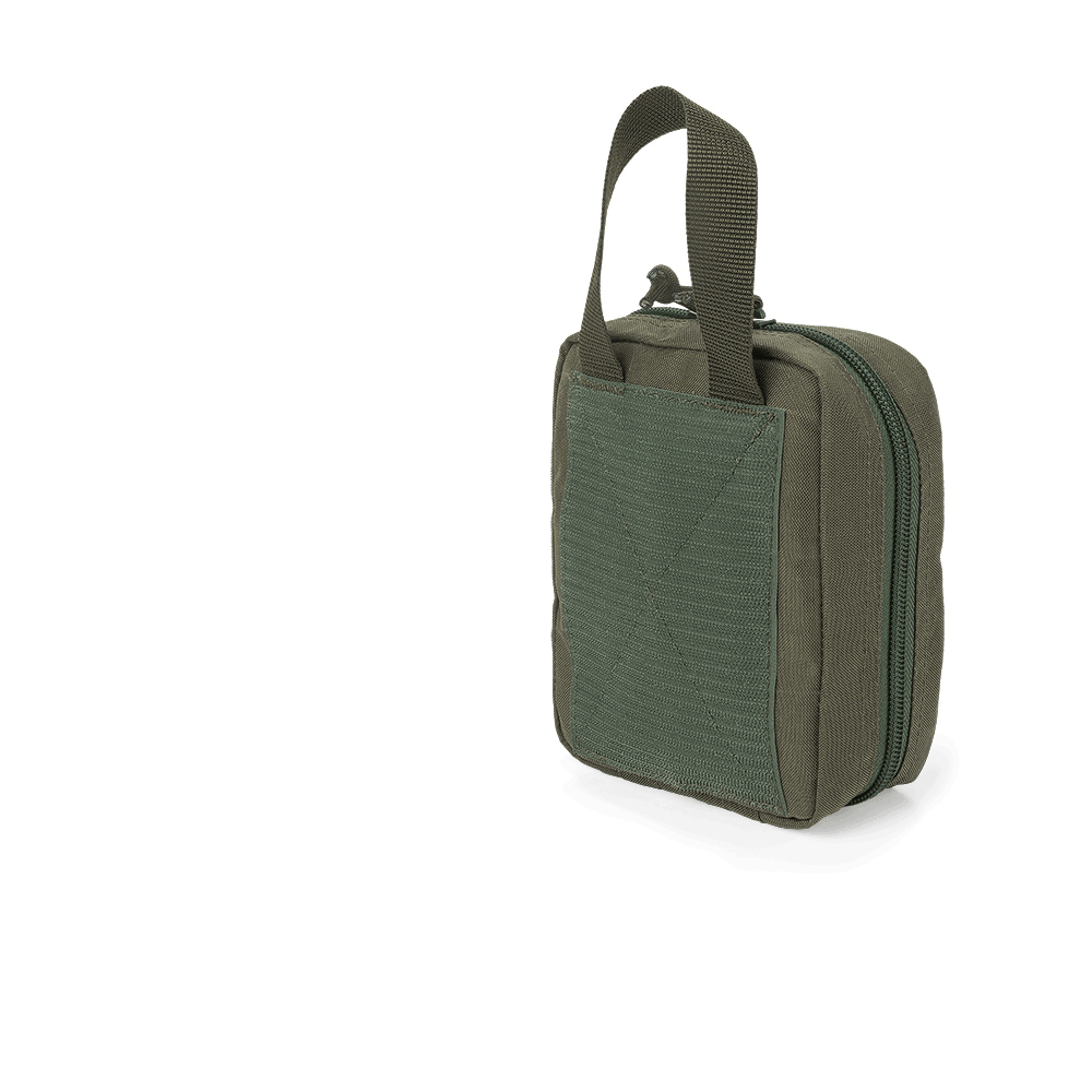INDIVIDUAL FIRST-AID KIT (ifak) ZA-02 Ranger Green