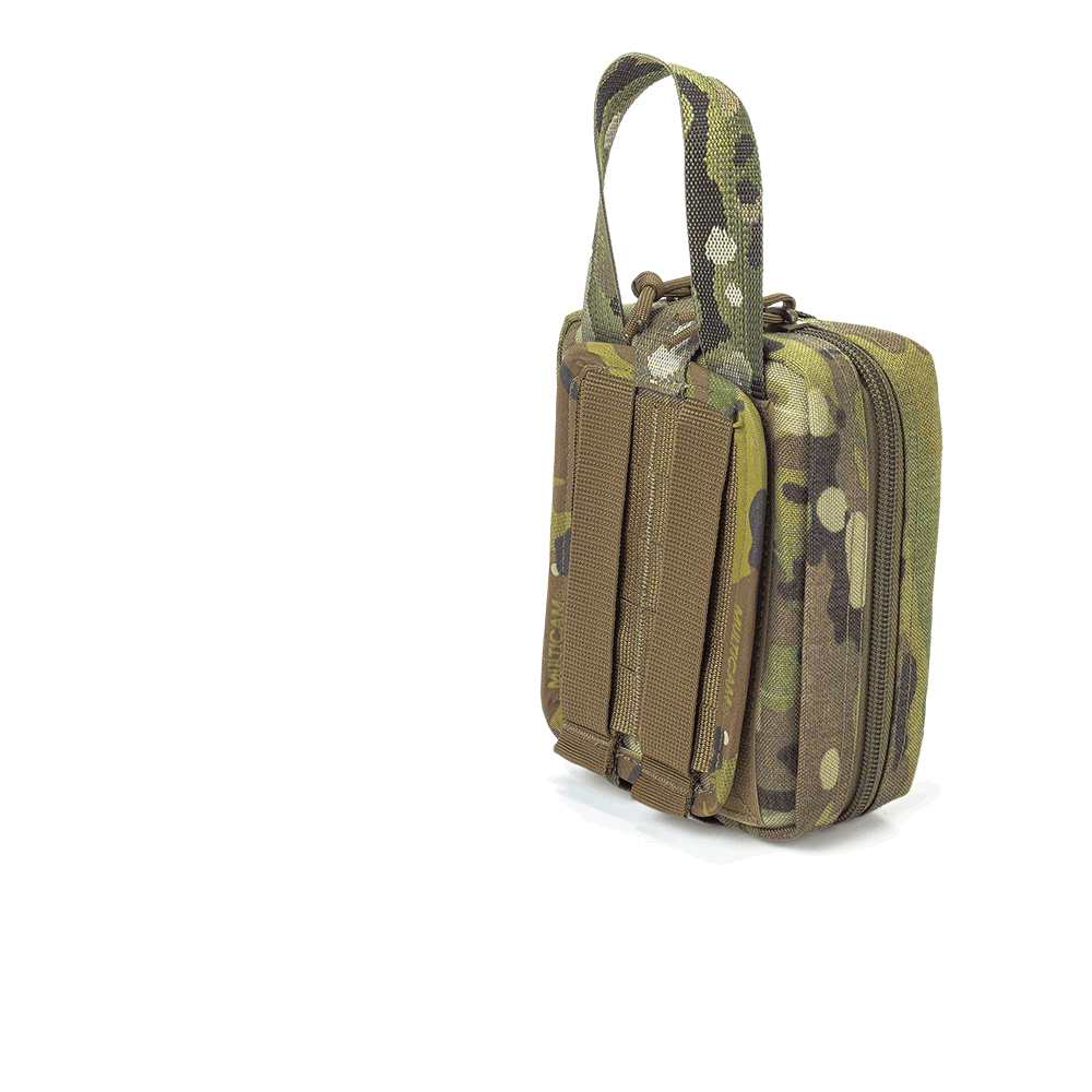 INDIVIDUAL FIRST-AID KIT (ifak) ZA-02 Multicam