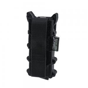 Open pistol magazine pouch PM-1SF Black