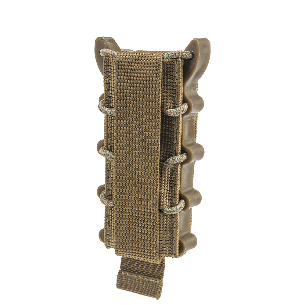 Open pistol magazine pouch PM-1SF Coyote