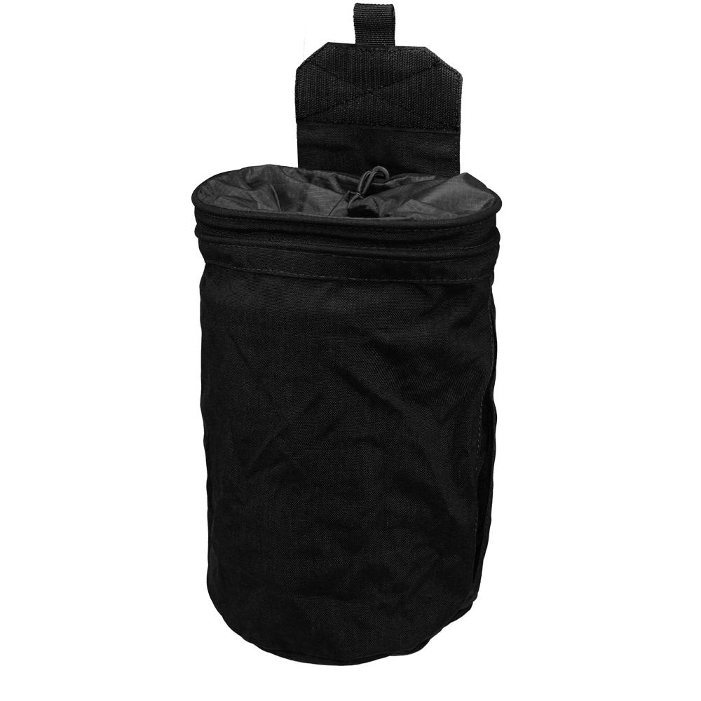 Folding Dump Pouch KR - 01 Black