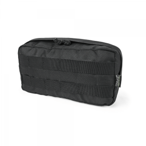 Utility Pouch horizontal UP-O1 Black