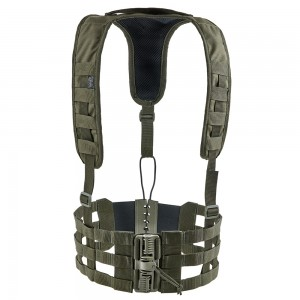 Rhodesian Vest Chest Rig Skeleton-S Ranger Green