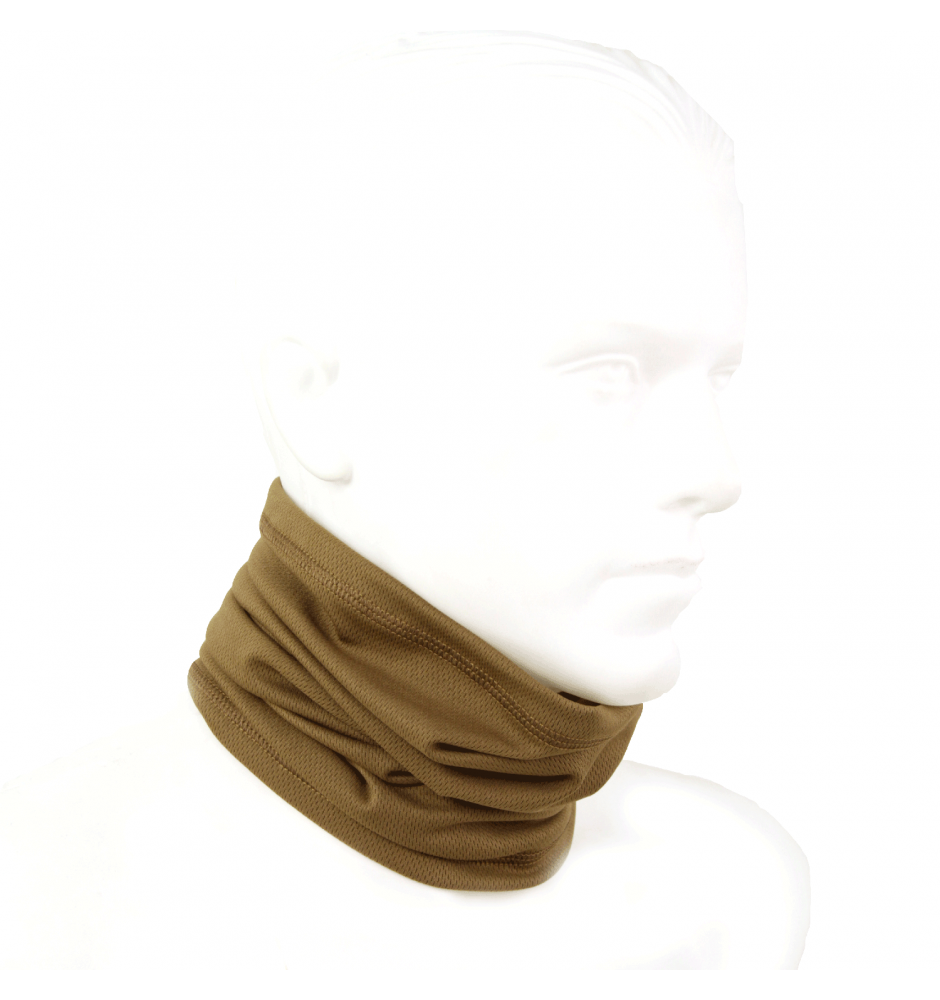 Military Summer Neck Gaiter Coyote